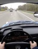 VW Beetle/Käfer (1978) on Belgian Highways – POV Test Drive